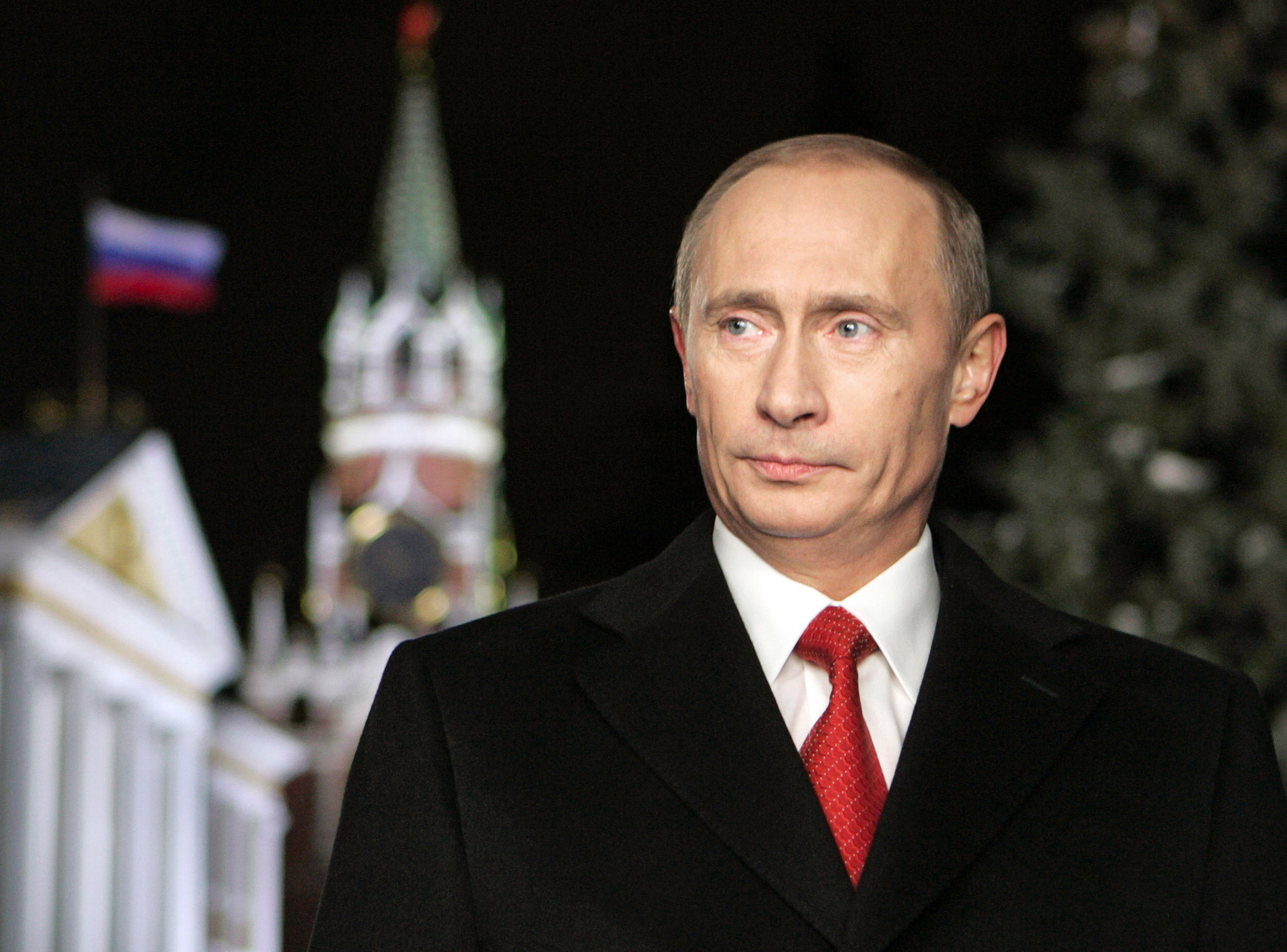 Новогоднее обращение Президента РФ