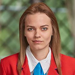 Дина Егорова