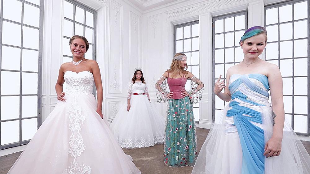 четыре свадьбы анастасия глазьева из санкт петербурга